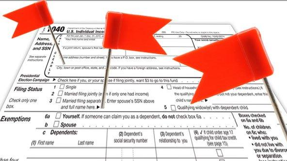 8 Red Flags That Could Trigger an IRS Tax Audit