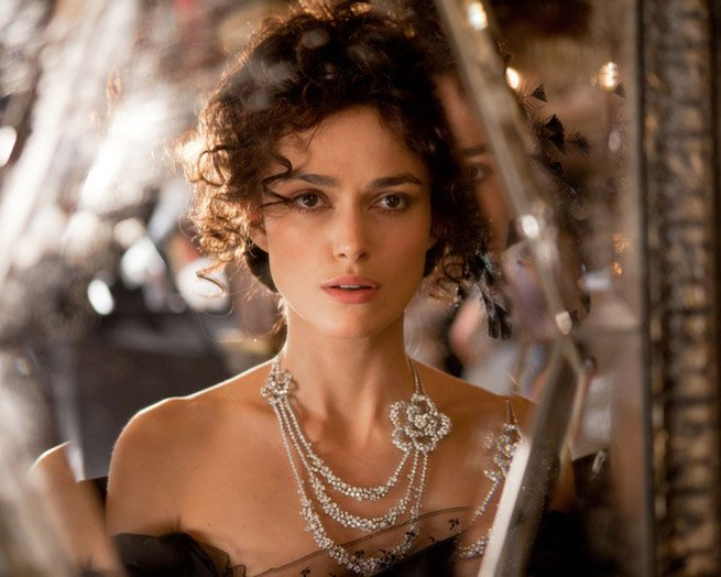 Keira Knightley Gets Gorgeous In Anna Karenina: Nail The Russian Beauty Look