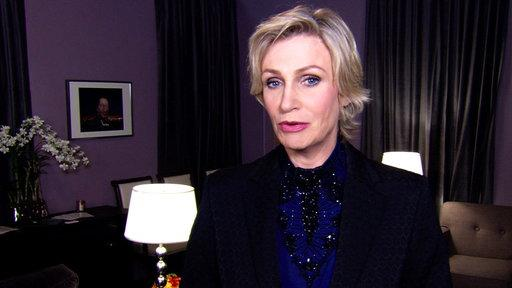 Jane Lynch Talks Season 2