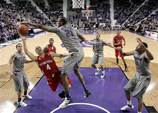 Kansas State defeats Texas Tech 65-46