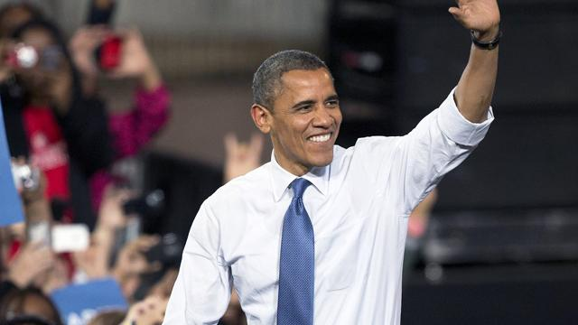 Obama's Approval Rating, Popularity Spike After Election