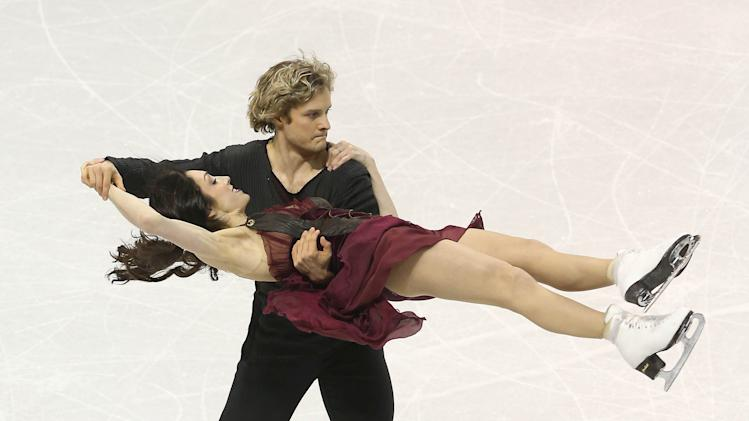 Figure Skating: World Championships-Free Dance