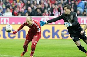Guardiola impressed by Robben impact