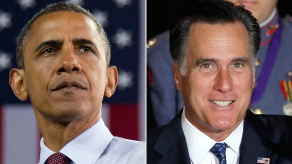 Obama preps for debate while Romney in Ohio