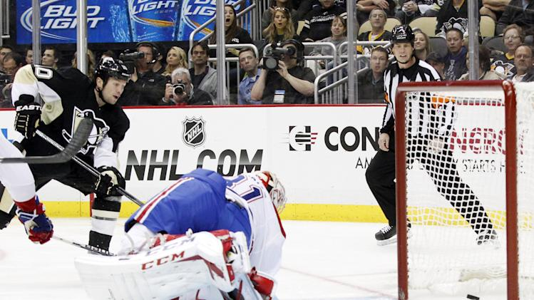 MLB: Montreal Canadiens at Pittsburgh Penguins