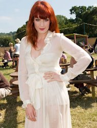 Steal Florence Welch's festival shoe style! She's been shopping in Clarks in you know…