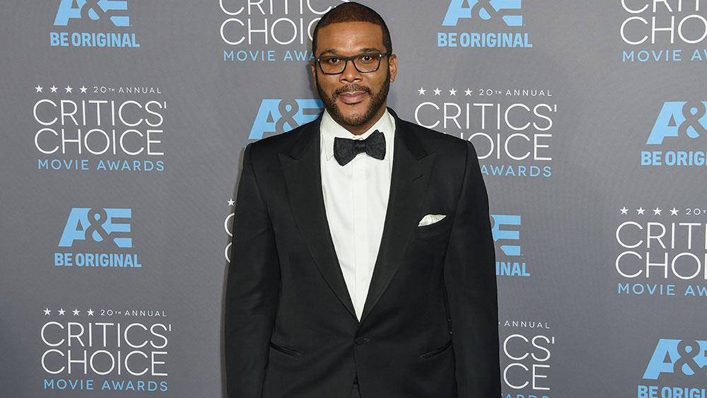 Tyler Perry Unveils Home of New Studio in Atlanta