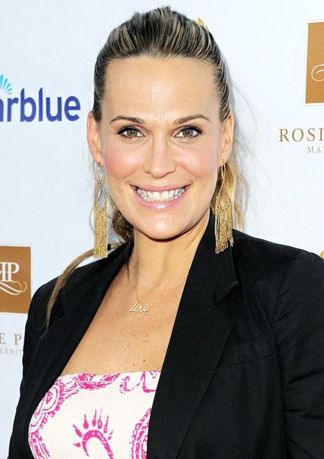 Molly Sims Names Newborn Son Brooks Alan Stuber!