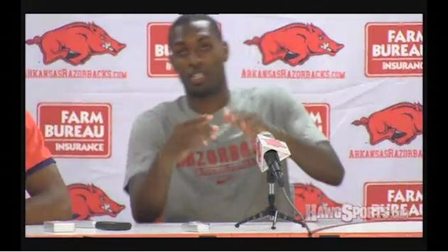 2012 Razorback Basketball