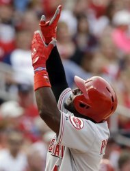 Brandon Phillips.  Jeff Roberson / The Associated Press