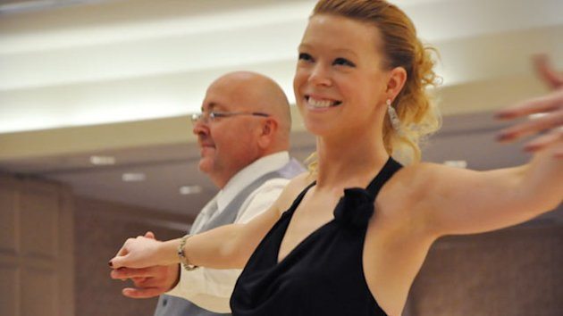 Dancer Who Lost Foot in Boston Marathon Bombing Vows to Take to the Floor Again (ABC News)
