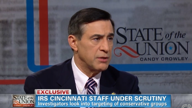 Issa Says IRS Scrutiny Was Directed By Washington