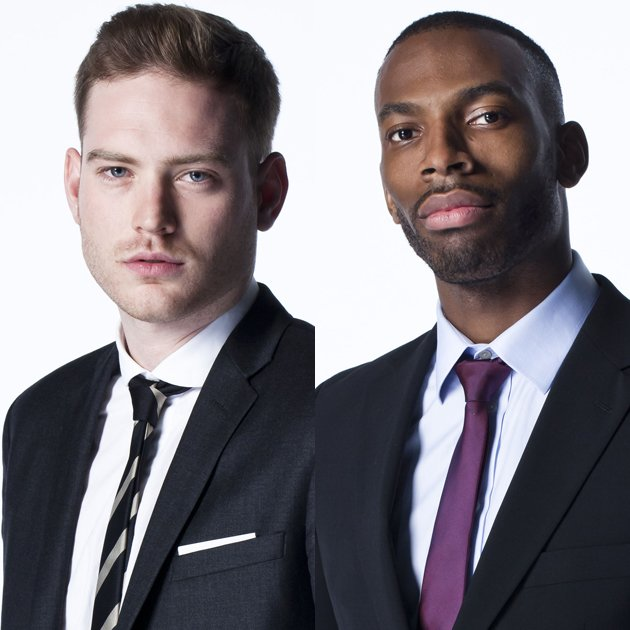 The Apprentice candidates Tom Gearing Duane Bryan