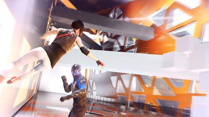 Watch five minutes of new Mirror's Edge Catalyst gameplay