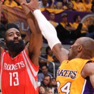 Rockets vs. Lakers