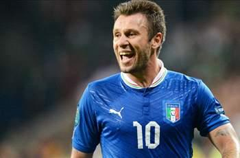 Cassano passes Inter medical, says club doctor