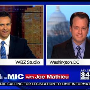 Behind The Mic With Joe Mathieu: Minimum Wage Debate In DC