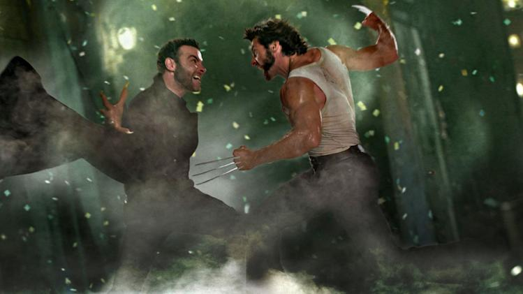 X-Men Origins: Wolverine Production Stills thumbnail