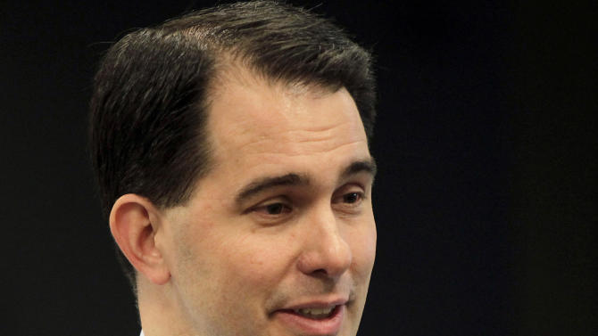 Wisconsin's GOP warrior tries to lower his profile