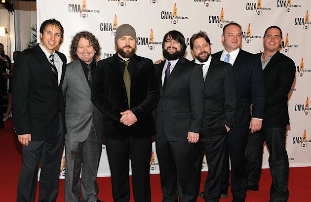 Zac Brown Band CMA Aw