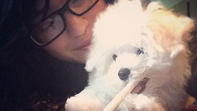 Demi Lovato Gets the Cutest Puppy Ever!