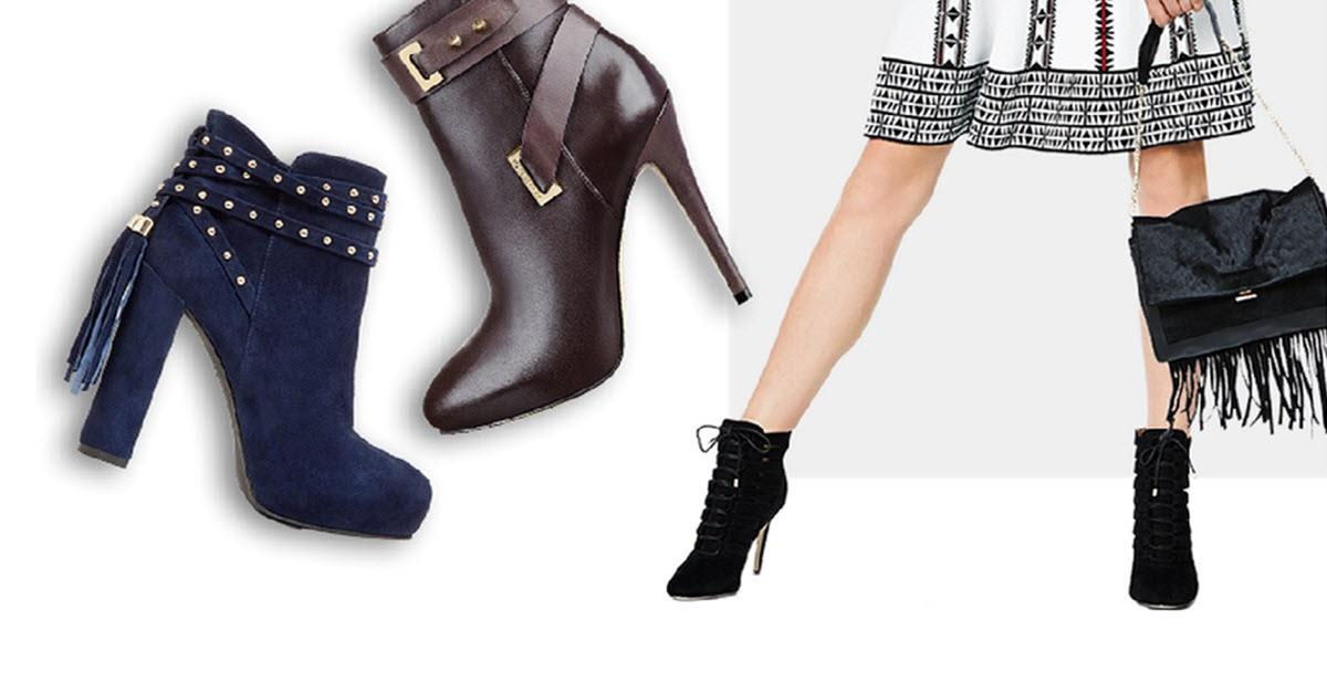 The Fall Season is Boot Season at Macy's