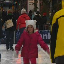 December Heat Delays Opening Of Some Ice Rinks