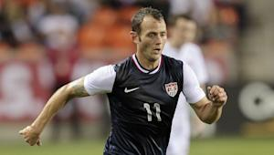 "Houston Dynamo's Brad Davis on US national team spot: ""It's been a whirlwind few days"""