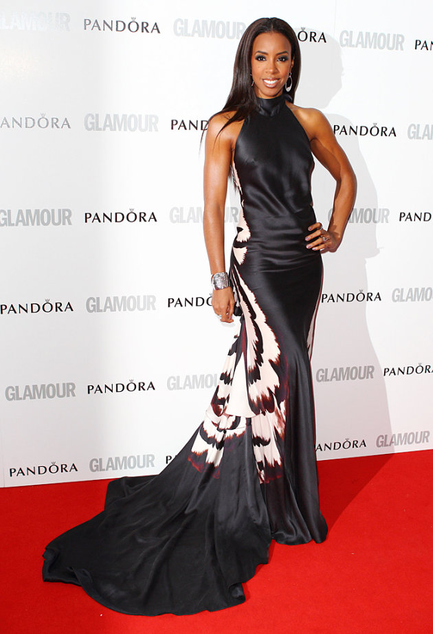 Kelly Rowland in Maria Grachvogel