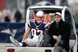 Gronk: Fantasy health risk No. 1 (USAT)