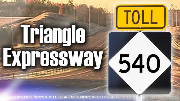 Triangle Expressway tolls going up