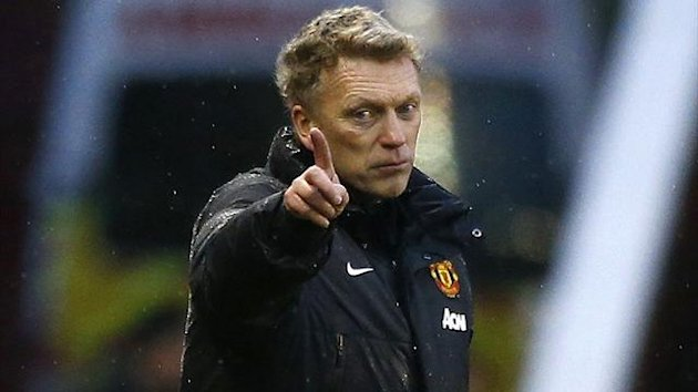 Manchester United manager David Moyes (Reuters)