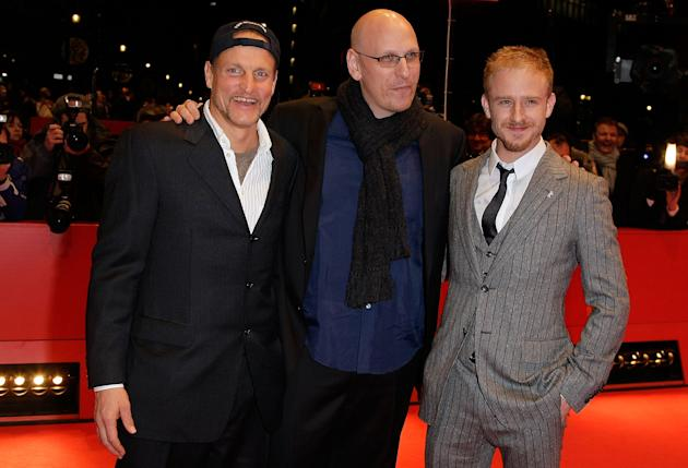 59th Annual Berlin Film Festival 2009 Woody Harrelson Ben Foster Oren Moverman