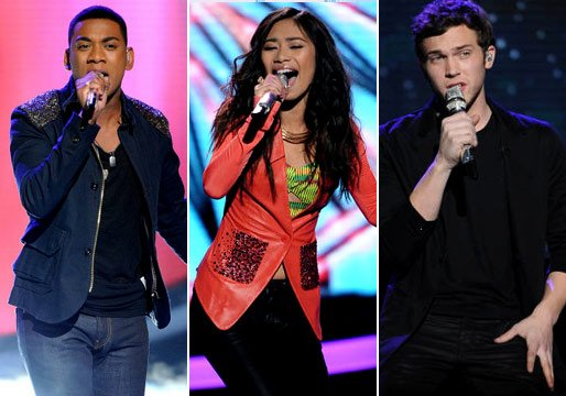 American Idol Top 3 Performance Night Recap: Feeling Right at Home(town)