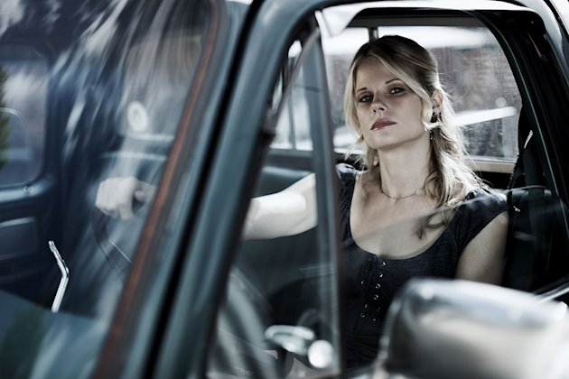 "Joelle Carter stars as Ava Crowder in ""Justified."""