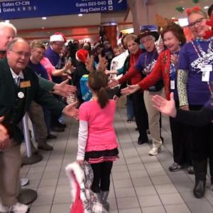 Snowball Express brings Christmas cheer to families who need it most