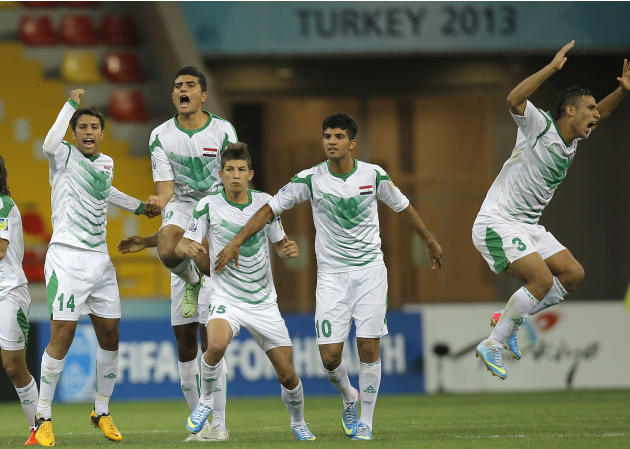 Turkey U20 Worlds Soccer