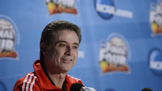 NCAA Basketball: NCAA Tournament-Louisville Press Conferences