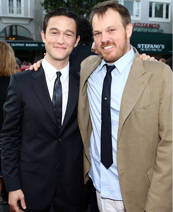 500 Days of Summer LA Premiere 2009 Joseph Gordon Levitt Marc Webb