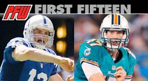 Week Nine primer: Dolphins-Colts, playoff preview? Oh, yeah