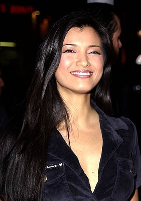 Premiere: Kelly Hu at the Westwood premiere of Warner Brothers' Exit Wounds - 3/13/2001