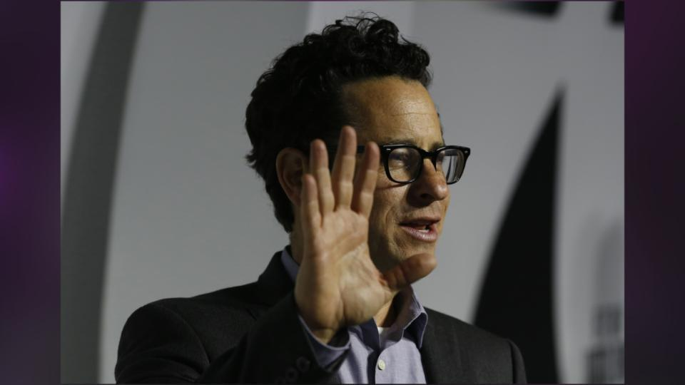 J.J. Abrams Talks About His Future With 'Star Trek'
