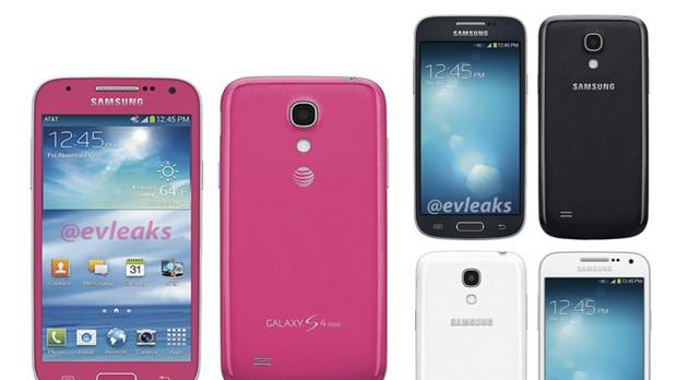 Galaxy S4 Mini bringing its petit form to AT&T and Sprint, according to leak