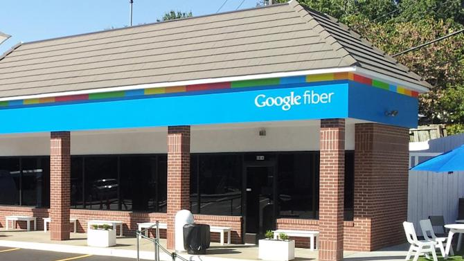 Google Fiber is going out of its way to make rival ISPs miserable