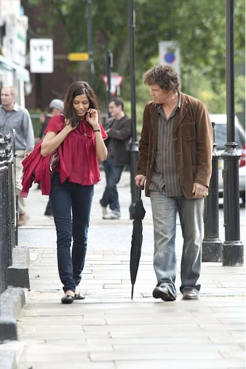You Will Meet a Tall Dark Stranger 2010 Sony Pictures Classics Freida Pinto Josh Brolin