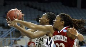 Wallace, Ga Tech women rout Sacred Heart 76-50