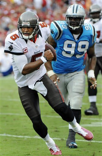 Bucs win debut under Schiano, 16-10 over Panthers