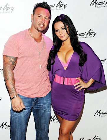 JWoww: Yes, I&#39;m Engaged to Roger Mathews!