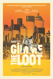 Poster of Gimme the Loot