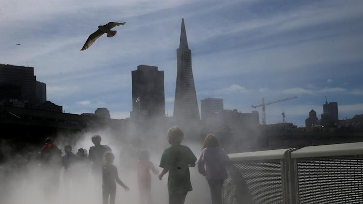 The Fog Bridge At San Francisco's Exploratorium
